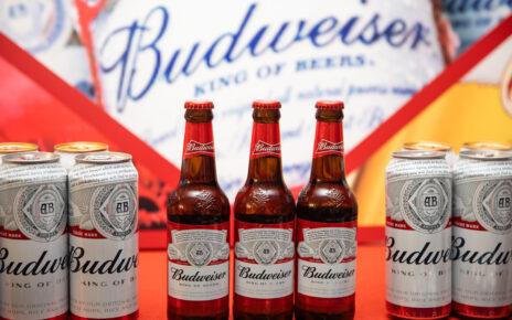Budweiser Global King Of Beers