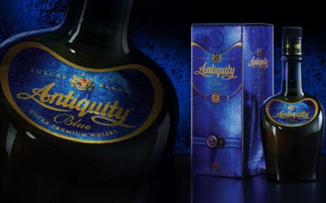 Antiquity Blue Ultra Platinum Whisky