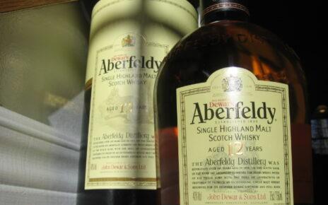 Aberfeldy Highland Single Malt Scotch Whisky