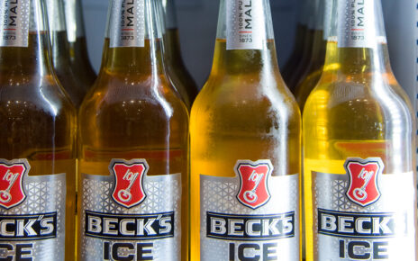 Becks Ice Pure Strength