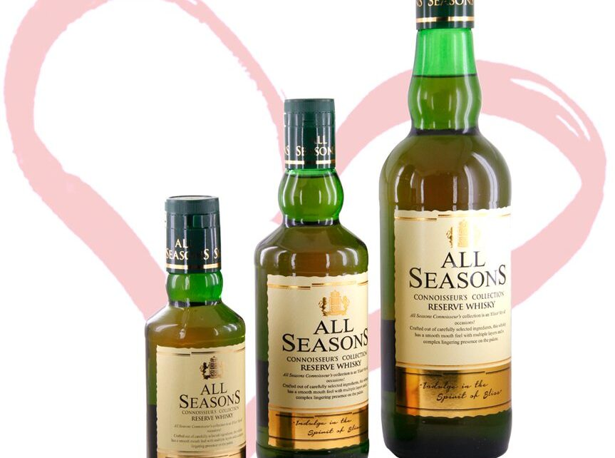 All Seasons Golden Collection Reserve Whisky