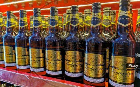 Budweiser Magnum Global King Of Beers