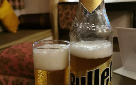 Bullet Super Strong Beer