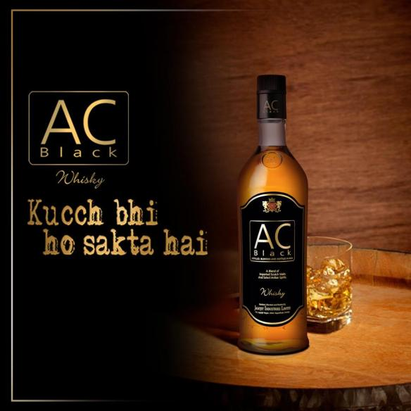 Ac Black Luxury Pure Grain Whisky