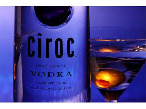 Ciroc Snap Frost Vodka