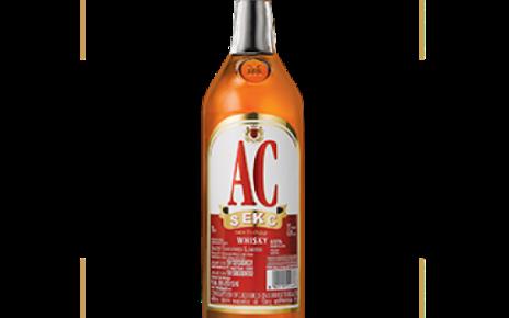 A.C. S.E.K.C. Whisky Price