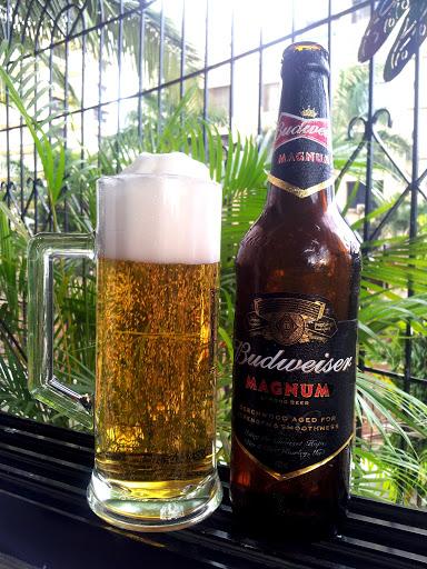 Budweiser Magnum Beer